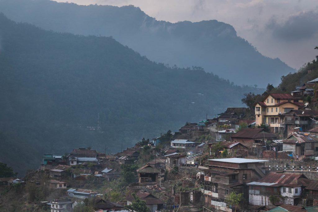 Khonoma in Nagaland