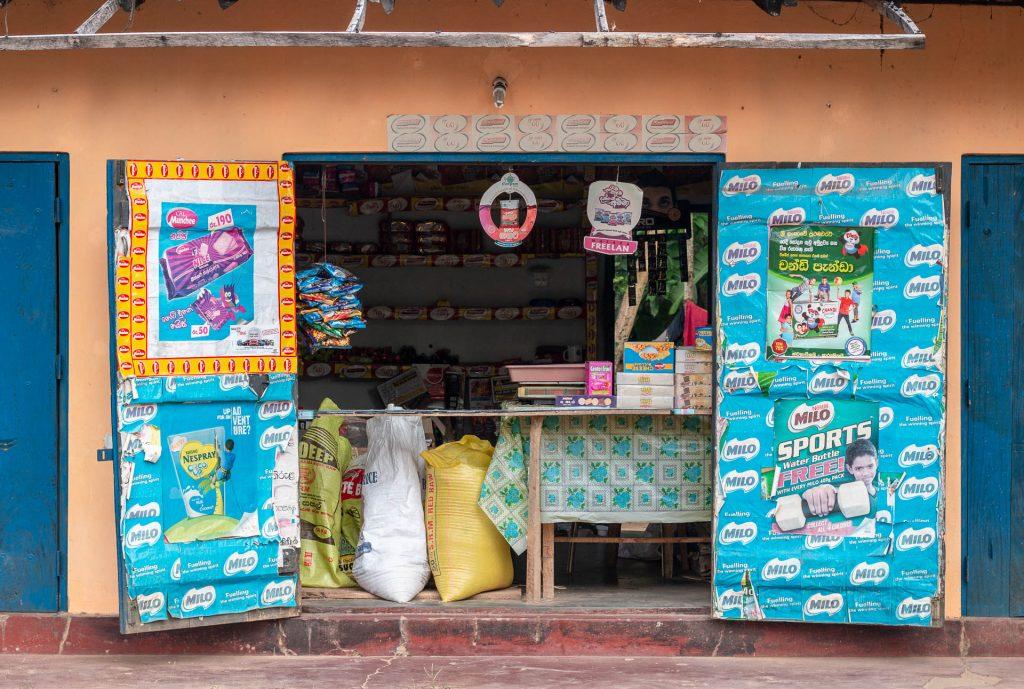 Shop, Midigama, Sri Lanka