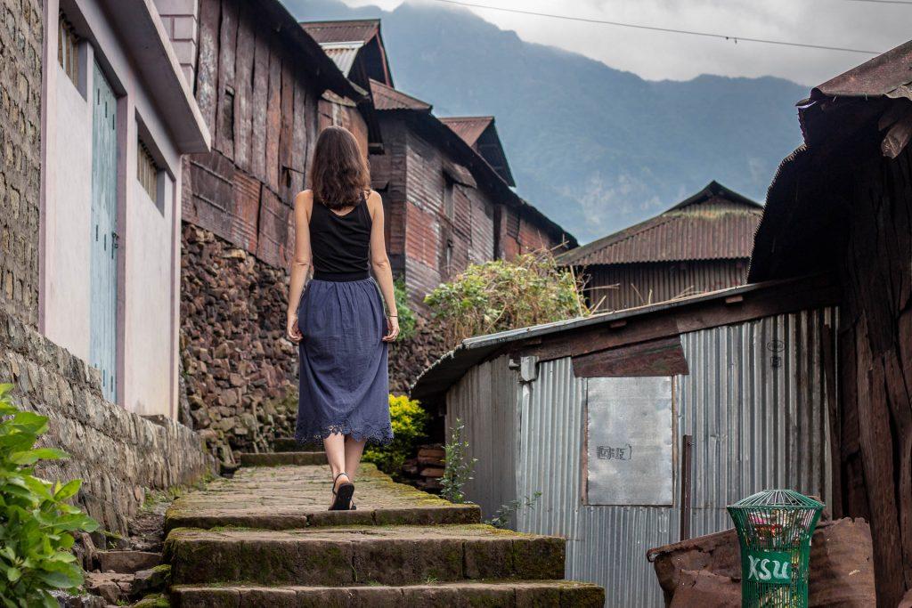 Khonoma, Nagaland (India)
