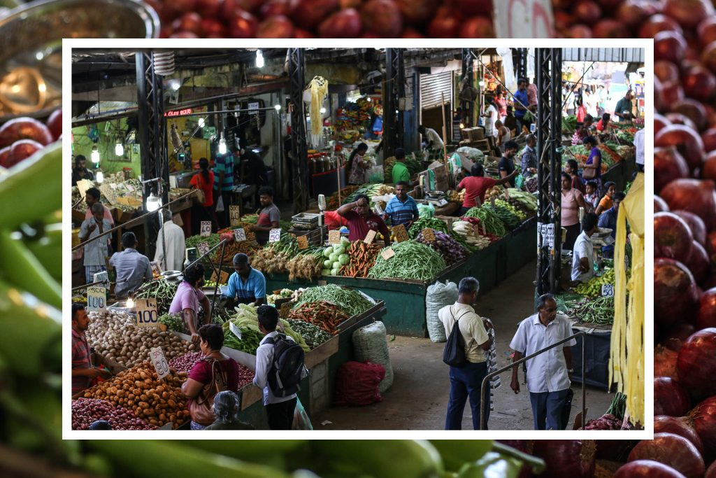 Market Colombo (Sri Lanka)