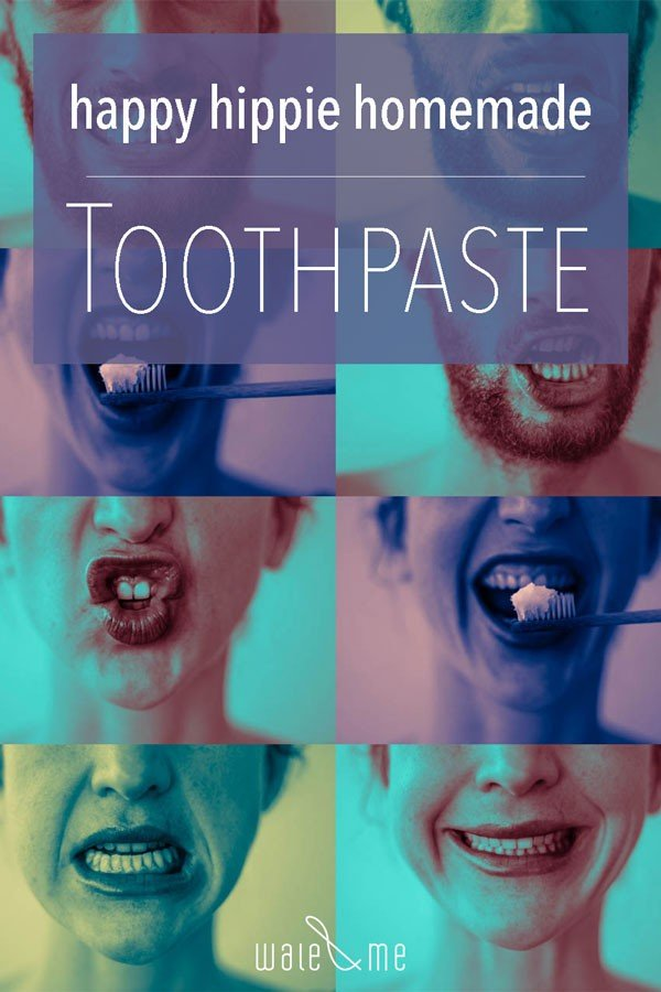 pinterest homemade toothpaste