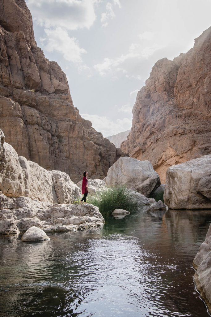 Wadi Bani Khalid, Oman