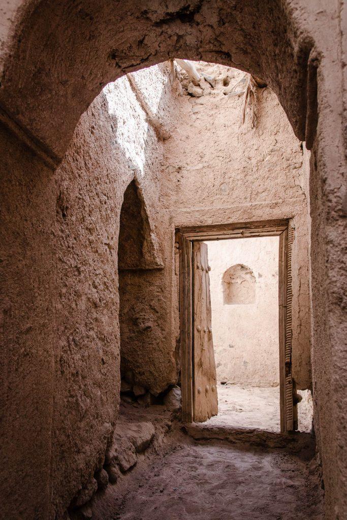 Old Ibra Al Qanatar, Oman