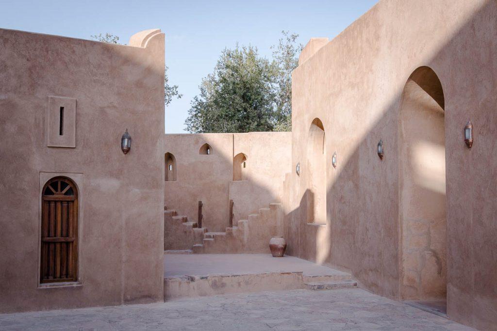Jabreen castle, Oman
