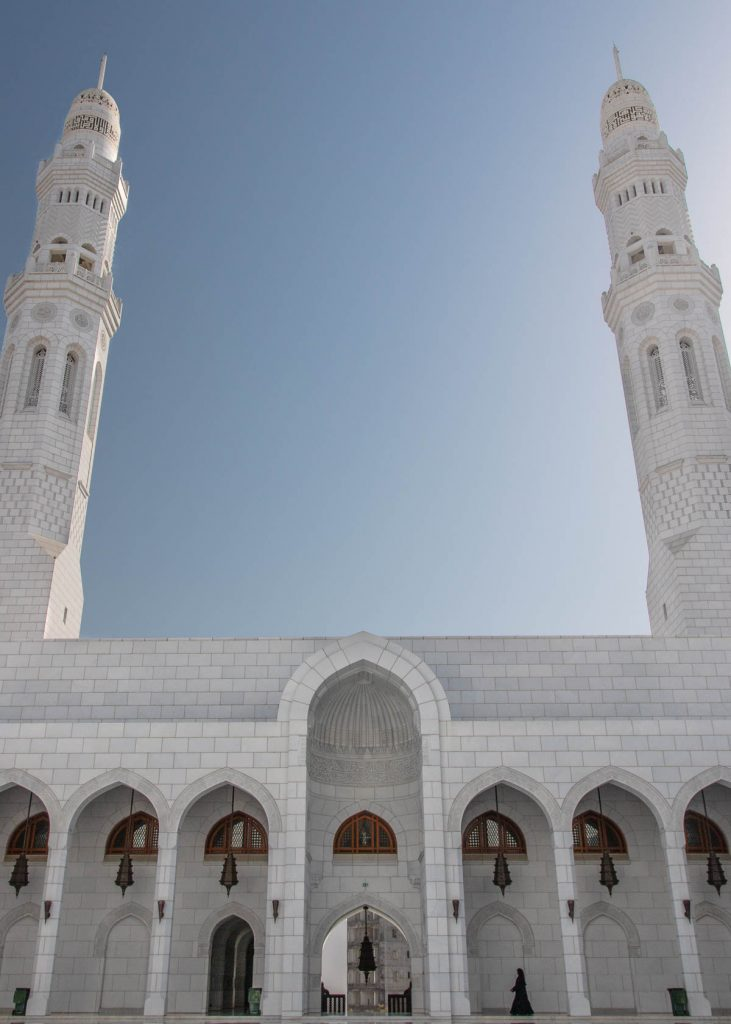 Al Ameen Mosque, Muscat, Oman