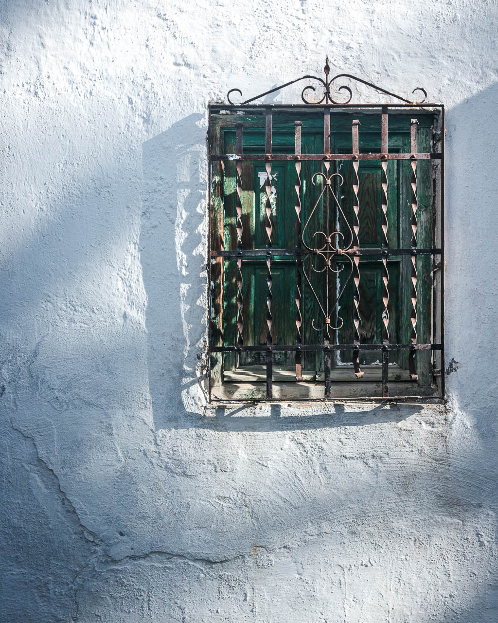 Window in Granada, Spain